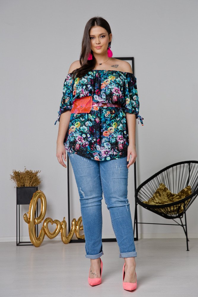 Tunika NEVIL TONO Plus Size