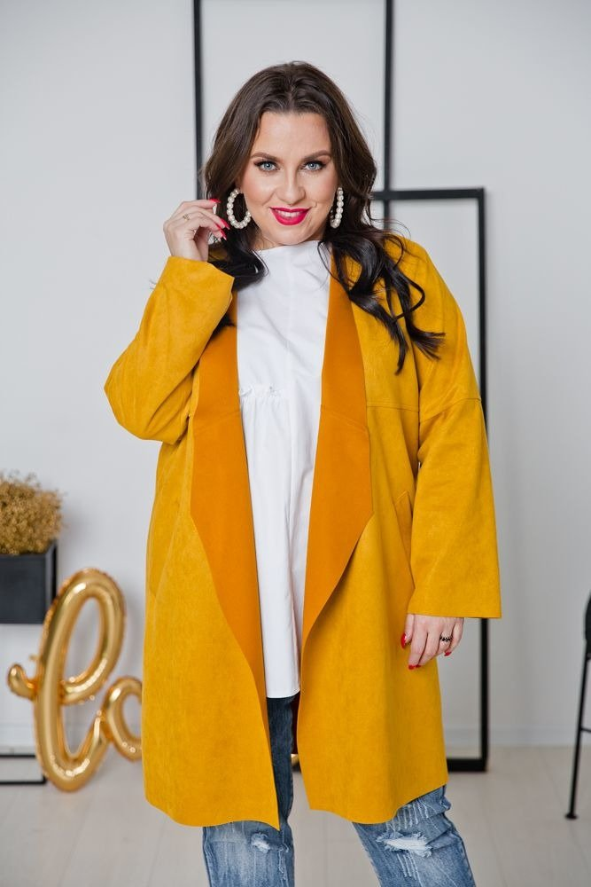 Kardigan CARMELLO Plus Size