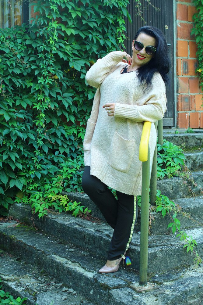 SWETER PLUS SIZE